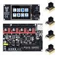 BIGTREETECH SKR E3 DIP V1.0 32Bit Board 32 Bit+TMC2208 TMC2130+TFT24 For Ender 3 Pro/5 VS SKR V1.3 TMC2209 3D Printer Parts