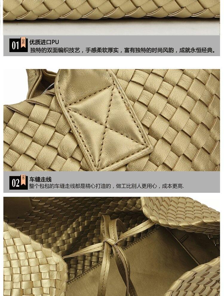 Bolsas Casuais Sólida Saco Tecido Bolsas Bolsas