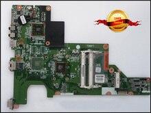 Top qualität, für HP laptop mainboard CQ43 657323-001 laptop motherboard, 100% Getestet 60 tage garantie