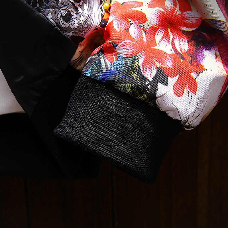 6 stil moda bahar 2019 yeni baskı rahat ceket erkek japon Streetwear tasarımcı kıyafetleri artı asya boyutu M-XXXL 4XL 5XL