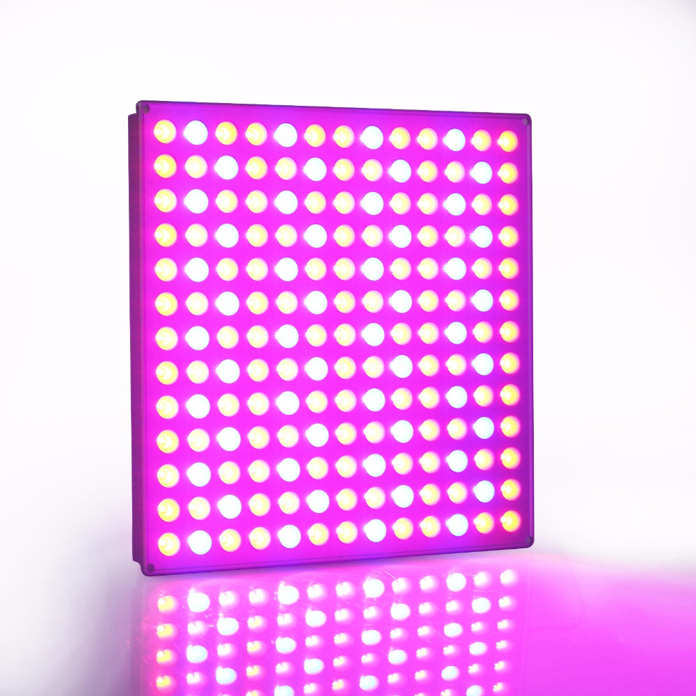New!!!45W led grow light panel with Red Blue spectrum for Hydroponics greenhouse indoor grow tent plant seeding  stock in DE/US 100w 200w grow led chip full spectrum 7 band 8 band red blue with fr uv for indoor plant seeding grow flower 3 years warranty