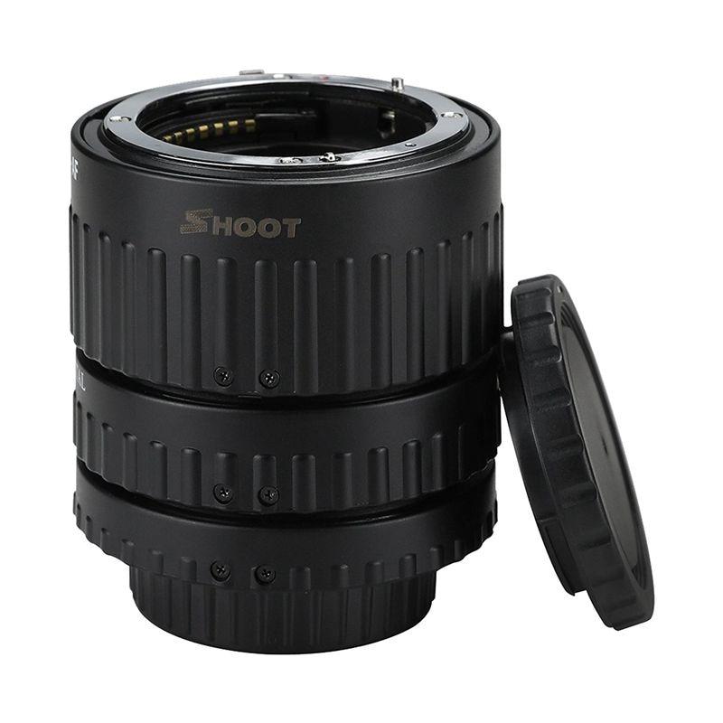 Tube d'extension de Macro AF à mise au point automatique pleine prise de vue pour appareil photo D-SLR AF AF-S DX D3300 D3200 D5500