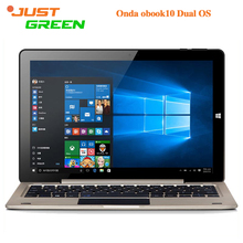 Onda Obook 10 Dual OS Tablet PC 10 1 1280x800 IPS Intel Atom X5 Z8300 Quad