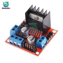 L298N DC Moror Driver Board Module L298 Stepper Motor For Smart Car Robot RC Toy Breadboard Expansion Development