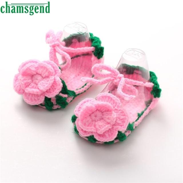CHAMSGEND Beste Verkäufer Krippe Häkeln Casual Baby Handmade ...