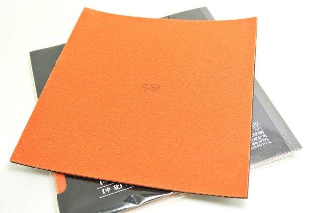 SKITT  Red Devil  Cake Sponge  Non-Sticky Table Tennis rubber, Table Tennis cover
