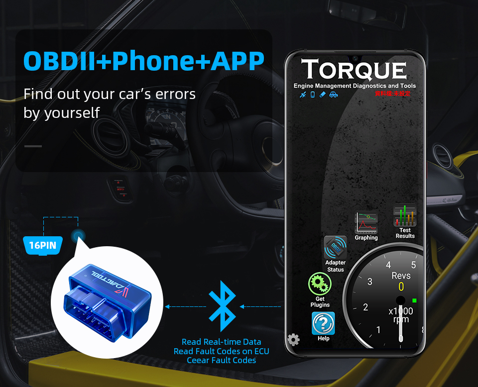 HTB1aDe bfBj uVjSZFpq6A0SXXan OBD2 Super MINI hhobd ELM327 Bluetooth V2.1V1.5 OBD2 Car Diagnostic Tool ELM 327 OBD Auto Scanner Code Reader For Android Torque