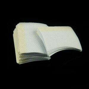 Image 2 - Patch dextension de cils jetable en coton 40 pièces sous les coussinets pour les yeux