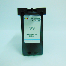 vilaxh 2Pk for Lexmark 33 Ink Cartridge For P4350 P6250 P6350 P915 X3330 X3350 printer