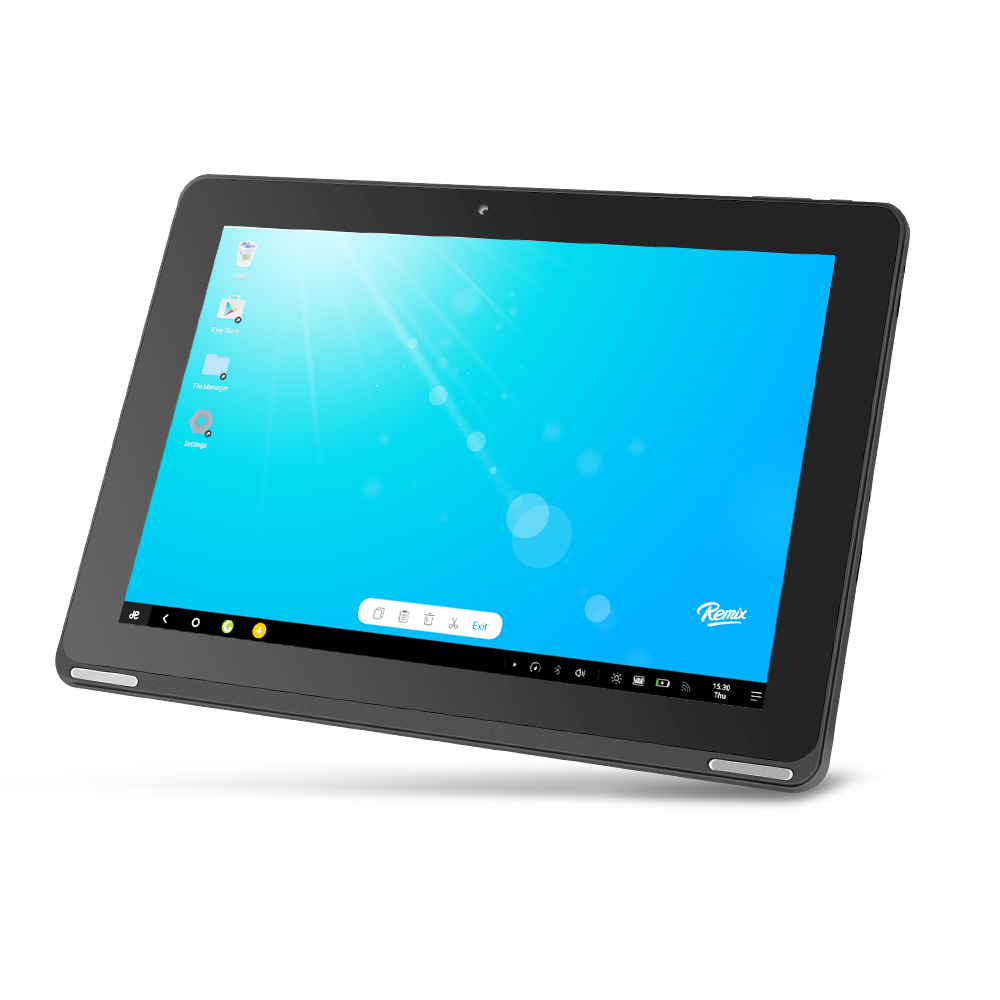 YUNTAB 10.1 inch Android 5.1 Tablet PC Quad core 1GB RAM - 16GB Storage with Dual camera IPS 1280*800 Touch Screen 6000mAH