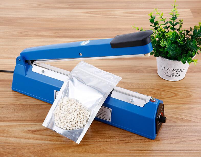 Food sealing machine can dry fresh frozen bakery packing sealer sealing bags appliances FA 200