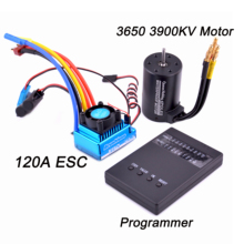 NEW 45A 60A 80A 120A Brushless ESC Electric Speed Controller 3650 3900kv 4300kv Brushless motor Dust