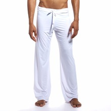 Mens Casual Pants/ Loose Male Trousers/L