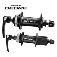 Genuine SHIMANO DEORE M615 32H Center Lock Bicycle Hub Front & Rear MTB Mountain Bike Disc Brake Parts