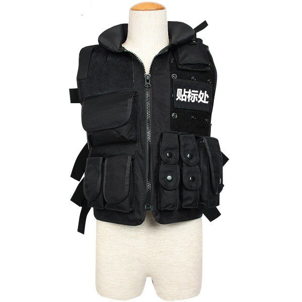 Protective Security Tactical vest training suit tactical vest clothing security protective clothing for training clothes