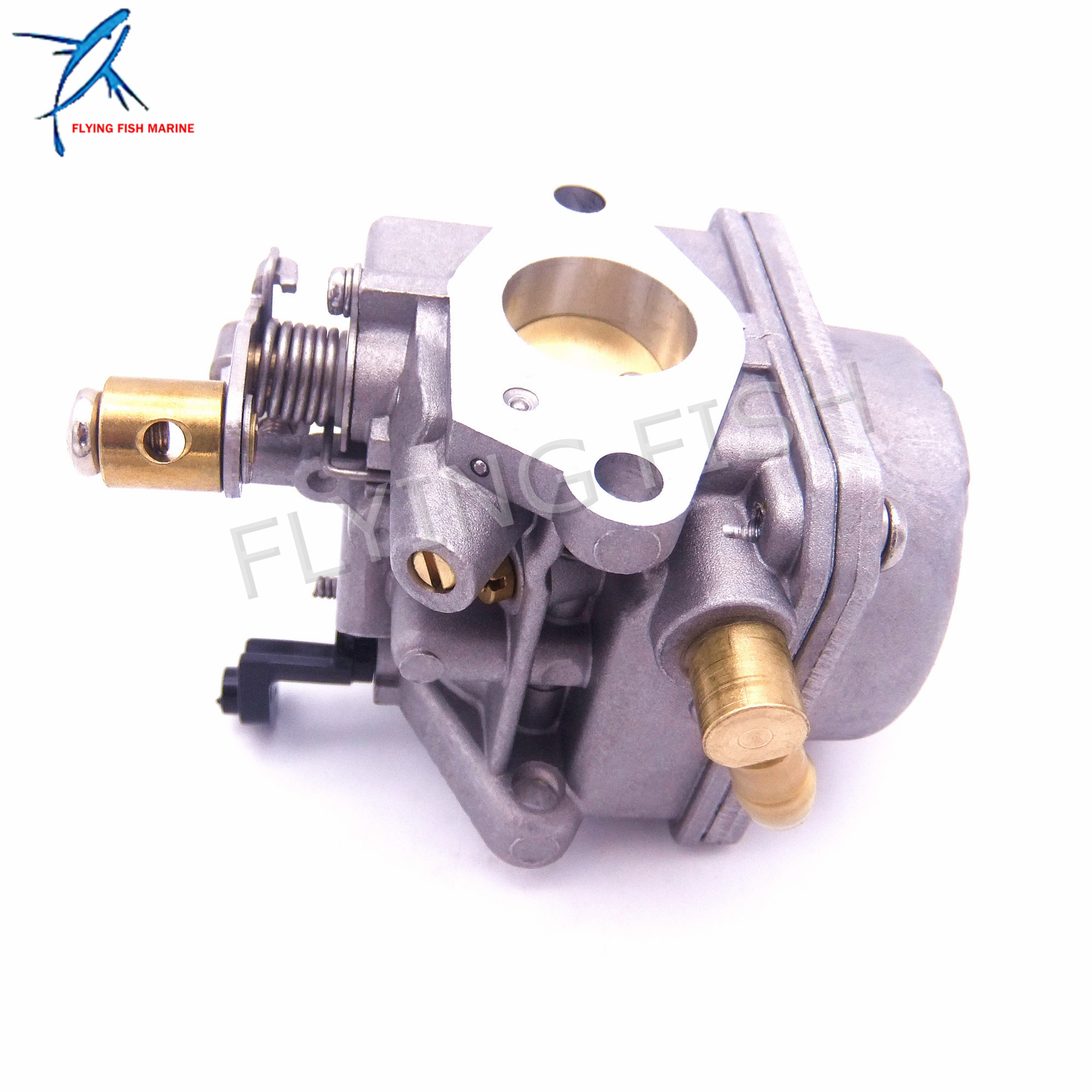 Outboard Engine Carburetor Assy 6BX 14301 10 6BX 14301 11 6BX 14301 00 for Yamaha 4 stroke F6 Boat Motor Free Shipping-in Boat Engine from Automobiles & Motorcycles