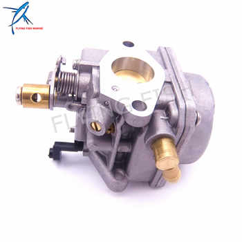 Outboard Engine Carburetor Assy 6BX-14301-10 6BX-14301-11 6BX-14301-00 for Yamaha 4-stroke F6 F6CMH Boat Motor - DISCOUNT ITEM  30 OFF Automobiles & Motorcycles