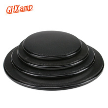 GHXAMP Black Car Ceiling Speaker Grill Mesh Enclosure Net  4 inch 5 inch 6.5 inch Protective Cover Subwoofer DIY speaker ABS
