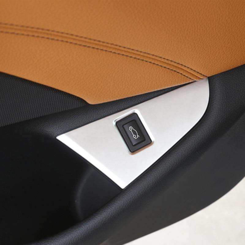 Carbon Fiber Style Steering Wheel Frame Decorative Trim For BMW 5 Series G30 G38