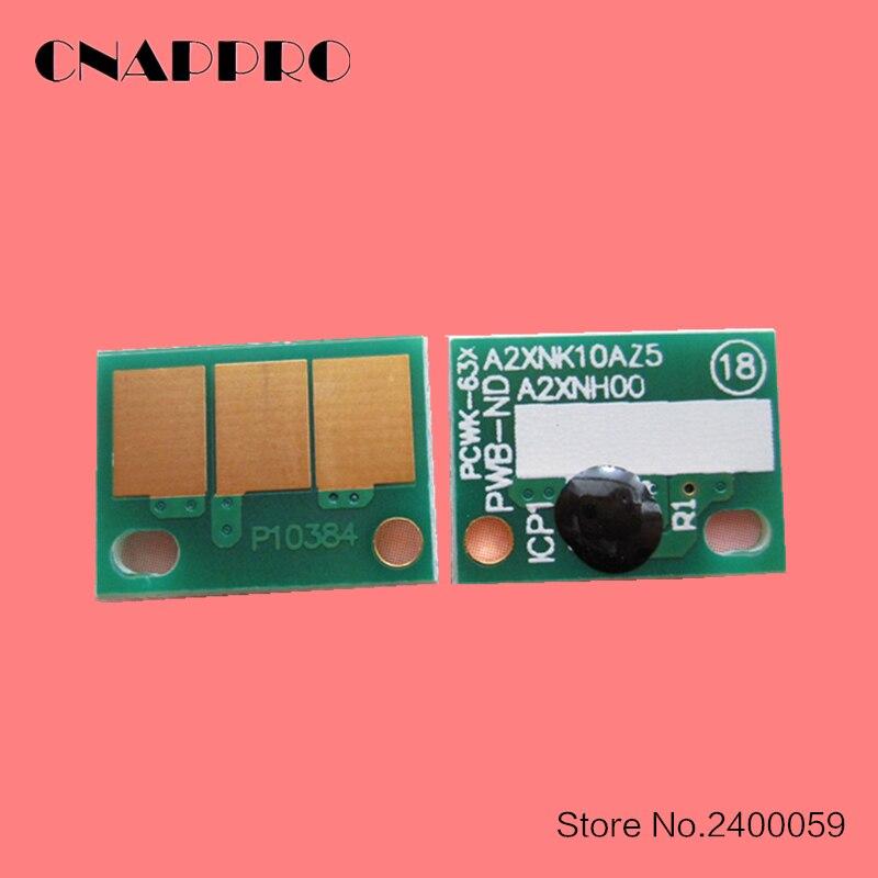 TN324 TN-324 TN 324 tonerkassette chip für Konica Minolta Bizhub C258 C308 C368 C458 C558 C658 C 258 308 kopierer reset chips
