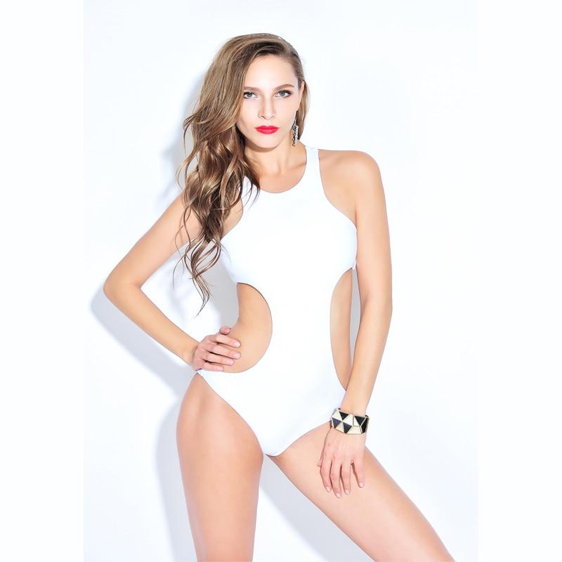 Lady Sexy One Piece Swimsuit Bikini Beachwear Monokini Brazilian Crochet Bikini Swimming Suits For Female Women's Swimming Suit