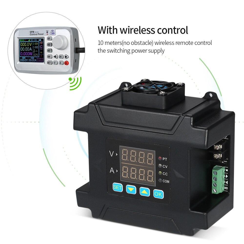 8A 60 V DC alimentation avec contrôleur sans fil TFT LCD écran alimentation à découpage 480 w Source d'énergie Programmable - 3