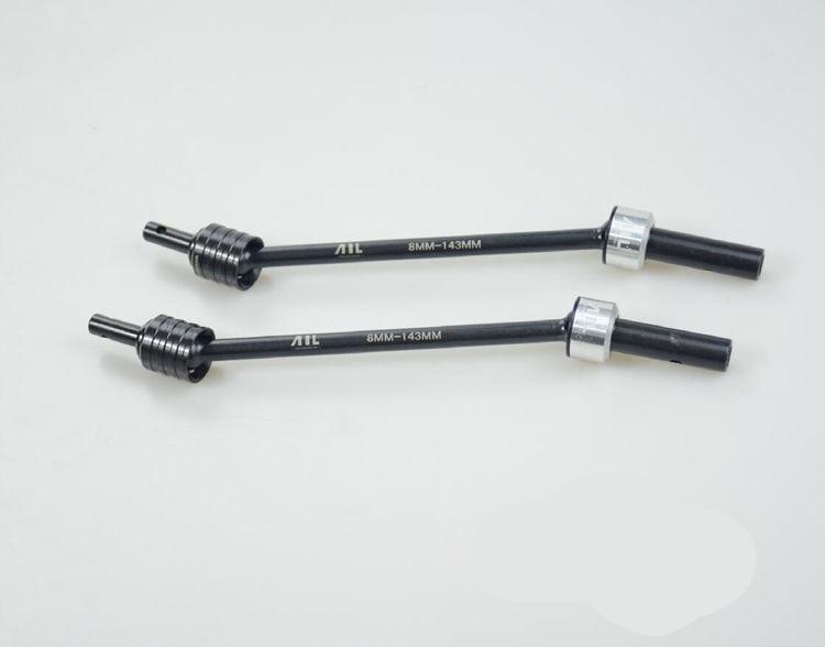 Front/Rear Strengthen Dog Bone CVD 8mm Driving Shaft for 1/5 LOSI DBXL XL Desert Buggy Rc Car Upgrade Parts цена