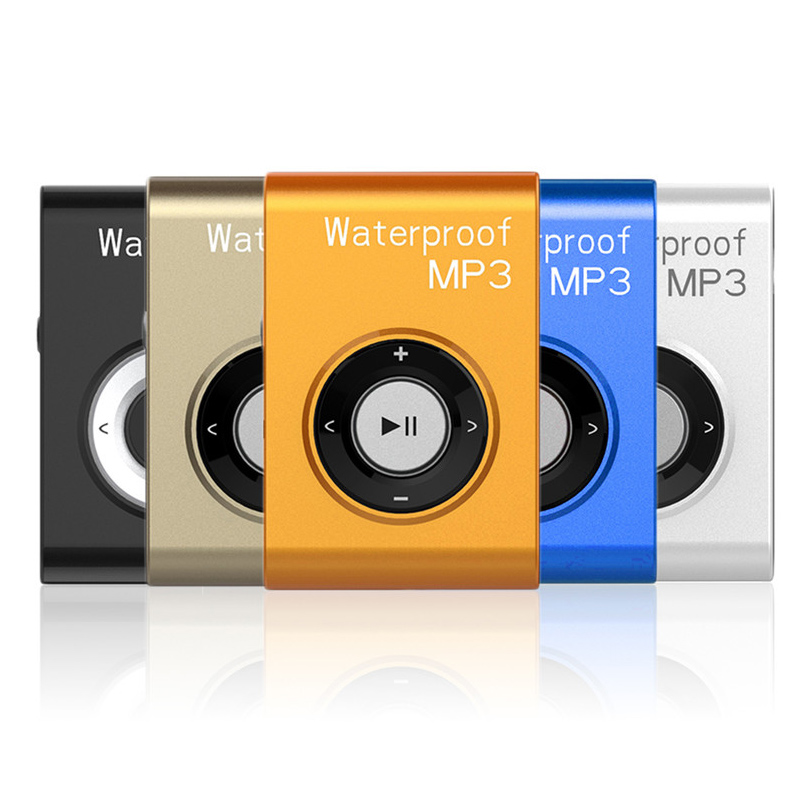 16GB Waterproof IPX8 Swimming Diving Surfing Sport Music MP3 Player w// Earphone