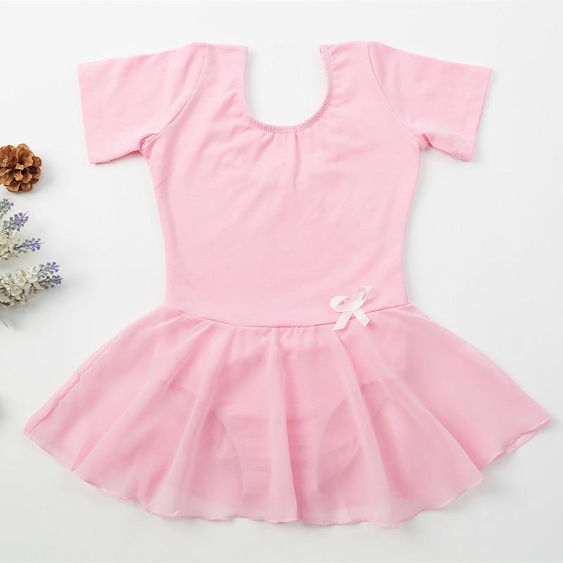 Long sleeved Spandex Gymnastics Leotard Ballet Dress For Children Clothing Kids Costumes For Girls Dance Leotard Girl Dancewear