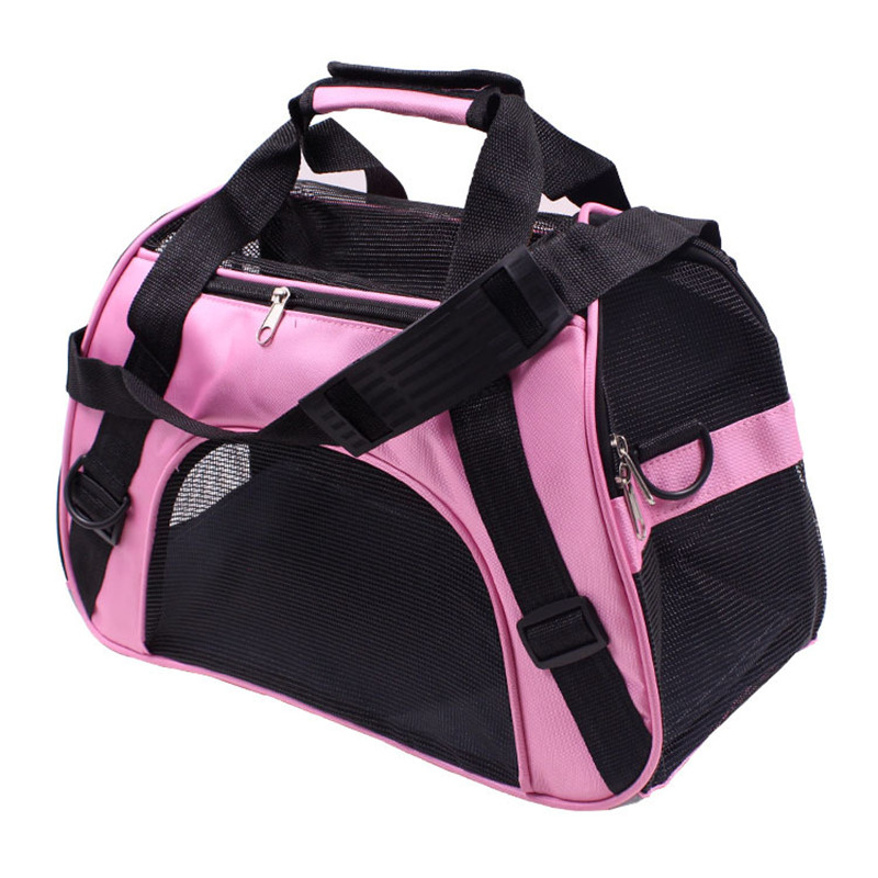 Cat Messenger Carrier Travel Bag