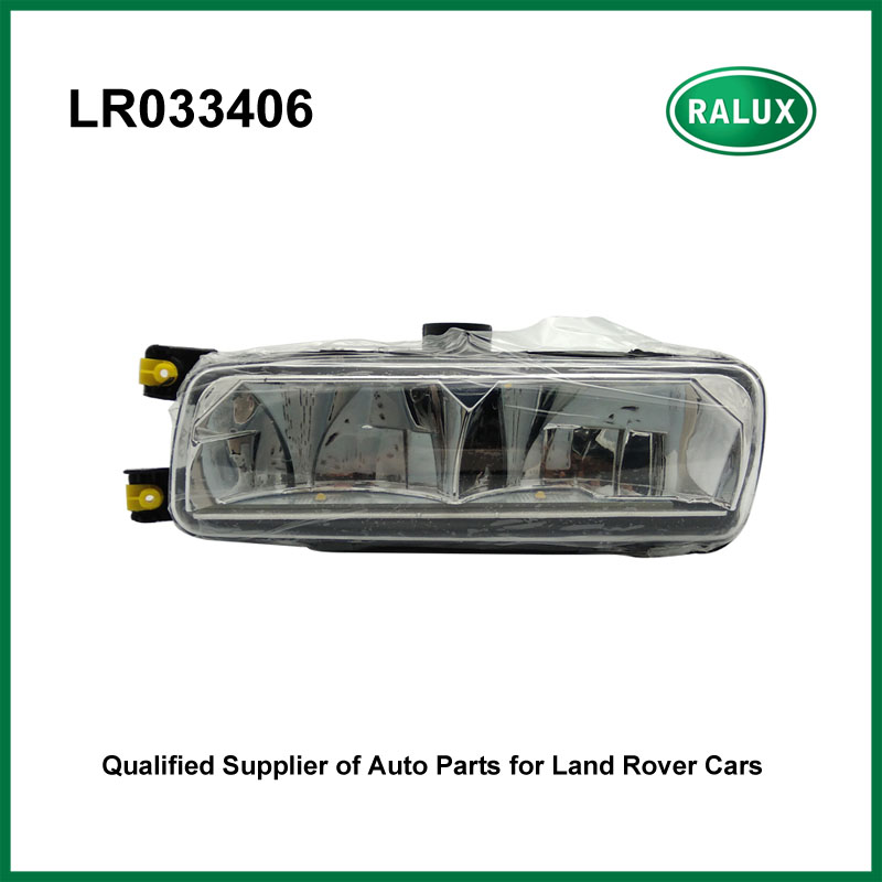 New front right Car Fog Lamp for Range Rover 2013- Range Rover Sport 2014- auto fog light supplier with high quality LR033406