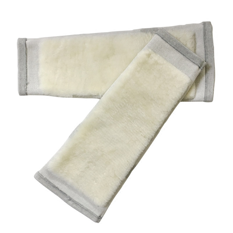 Stretched wool knee warm cashmere thickening the elderly lady old product winter joints warm shin guards cashmere knee warm old product joints cold wool winter spontaneous hot upset elderly men and women lengthen your knees