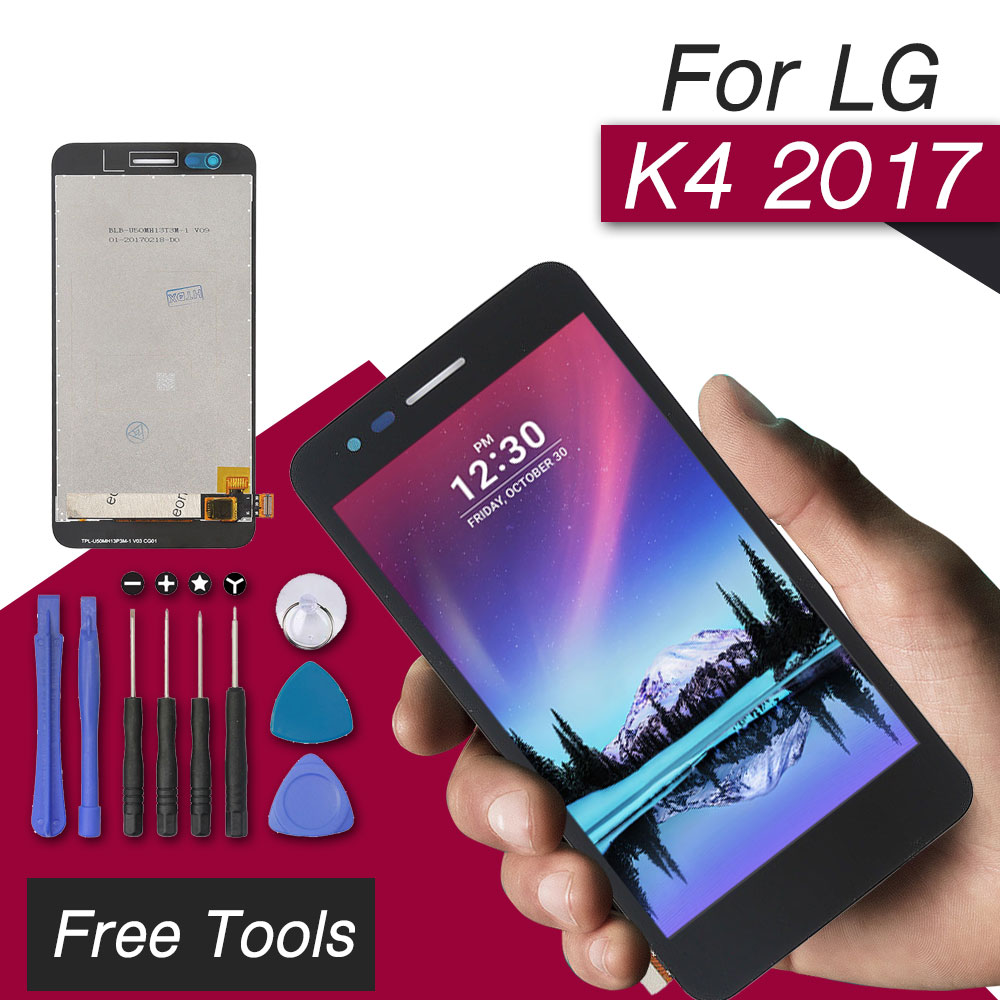 lcd digitizer display for LG K4 2017 X230 X230DSF lcd screen touch display assembly for LG X230 screenlcd digitizer display for LG K4 2017 X230 X230DSF lcd screen touch display assembly for LG X230 screen