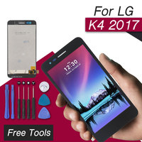 lcd digitizer display for LG K4 2017 X230 X230DSF lcd screen touch display assembly for LG X230 screen