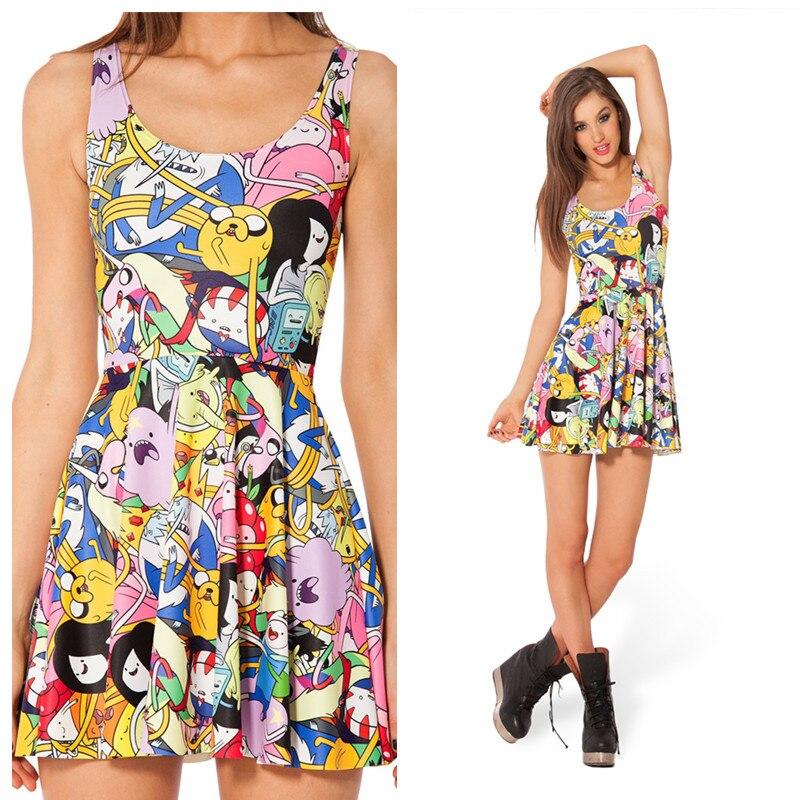 Popular Printed Pattern Dress-Buy Cheap Printed Pattern Dress lots ...