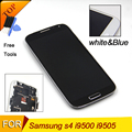I9505 LCD Display for Samsung Galaxy S4 i9500 i9505 i337 Display Touch Screen Digitizer Assembly With Frame+tool