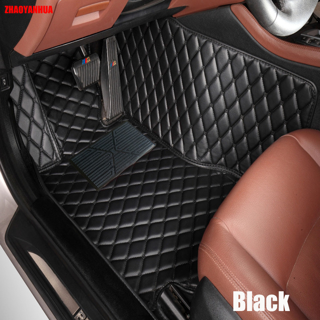 ZHAOYANHUA car floor mats for Mercedes Benz S class W222 350 400 500 600 L S400 S500 S600 car styling rugs carpet floor liners