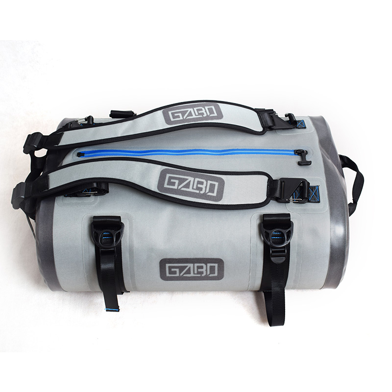 GZLBO TPU 60L Stor Kapacitet Färdig Luftig Stor Grå Resväska - Väskor för bagage och resor - Foto 2