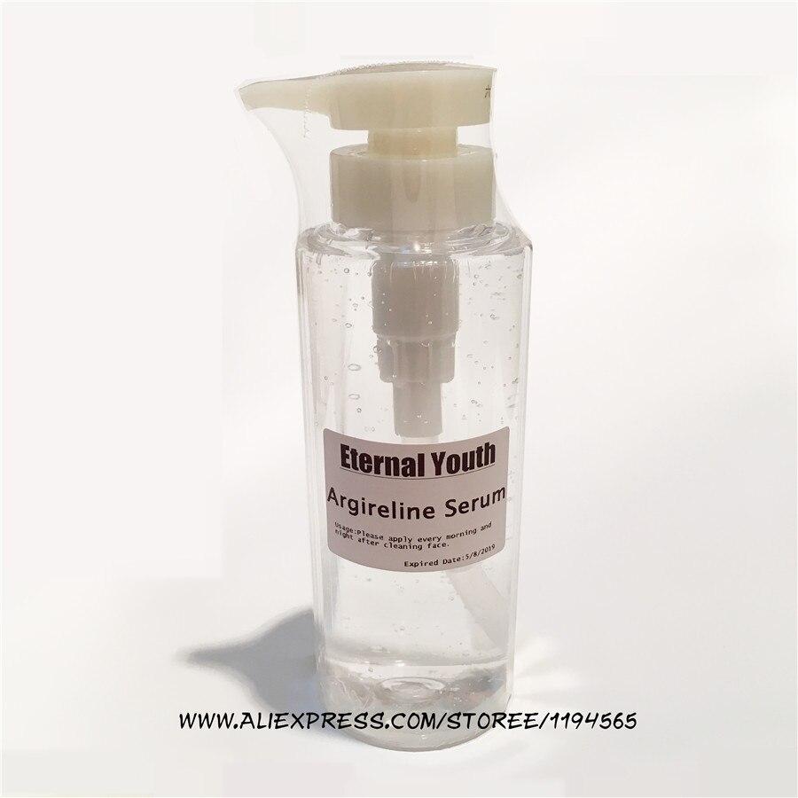 Argireline líquido soro rosto endurecimento essência Areginine 6 de levantamento de peptídeos clareamento reparação hidratante 490 ml equipamento do salão
