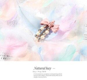 Image 2 - Phổ biến Đầy Màu Sắc Lông Ngỗng Lông Tự Nhiên cho ins Phụ Kiện Nhiếp Ảnh Studio Ảnh Nền Trang Trí Fotografico