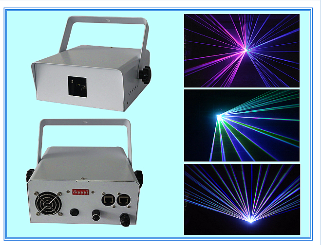 Rasha New 1W RGB Full Color Stage Animation Laser Light Disco DJ Laser Fat Beam Light Laser Rain Curtain SD Card 1W RGB 3D 2D цены онлайн