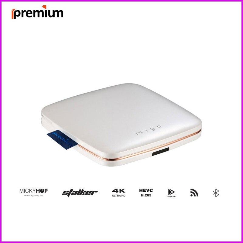 TV vevőkészülék brazíliai / arab iptv / dél-amerikai / iptv Europe Ipremium Migo pro Android tv doboz Stalker Media Player iptv doboz