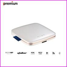 Receptor de TV para el brasil/árabe iptv/América Del sur/Europa iptv Acosador Ipremium Migo pro Android tv box Media Player iptv caja