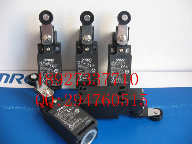 [ZOB] 100% new original OMRON Omron limit switch D4NA-4122 factory outlets  --5PCS/LOT