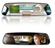 DV400 Car Camera Rearview Mirror Dash Vehicle Wireless Car DVR Video Recorder 1080P Full HD CCTV Camera Car Camera Rear View