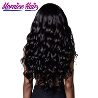 Mornice Hair Brazilian Remy Hair Body Wave 100 Human Hair 1 Bundle Natural Color Free Shipping
