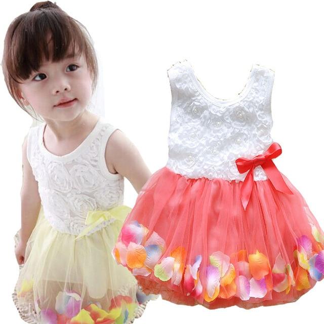 Freiheit Farben Kinder Kleidung Baby Mädchen Kleid Prinzessin Kleid ...