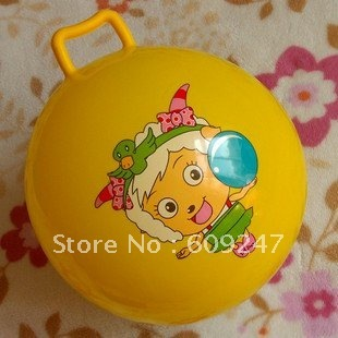 Hand ball Children's toys Radiant inflatable ball free shipping wholesales