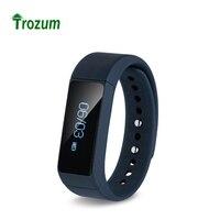 TROZUM I5 Artı Akıllı Bilezik Bluetooth 4.0 Su Geçirmez Dokunmatik Ekran Spor Tracker Sağlık Bileklik Uyku Monitör Akıllı Izle