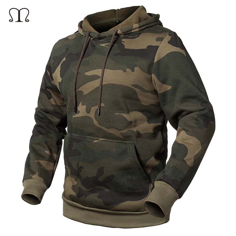 2018 Camouflage Hoodies Men Military Stys